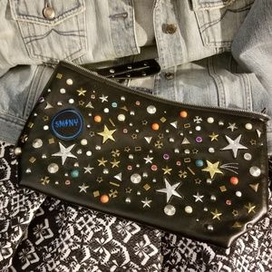 Steve Madden - Large Leather Clutch